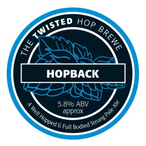 c/o The Twisted Hop Brewery.