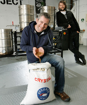 Yum-yum Crystal Malt.