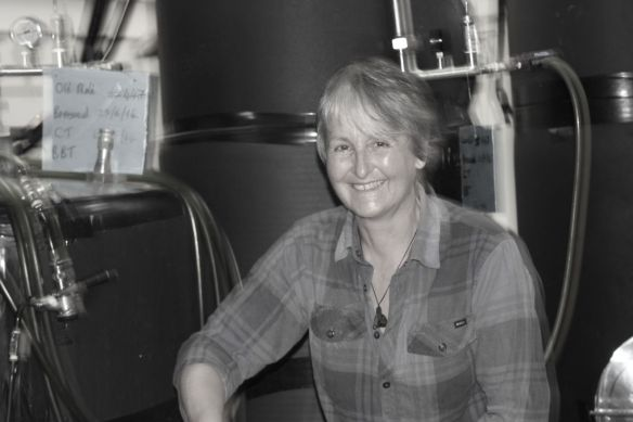 Belinda Gould, Brewer and Head of Awesome at Brew Moon.