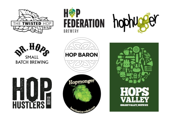 It might also be a time to call a moratorium on 'Hop' names as well...