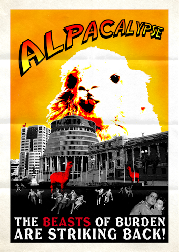 Alpacalypse Poster Small
