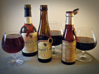 Fig. 6: Several Barleywines     Source.